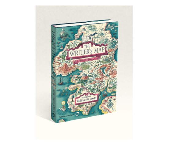 The Writer 's Maps livre