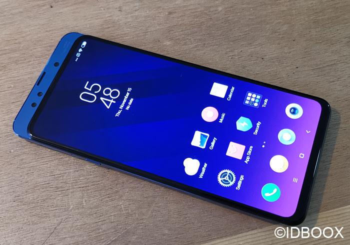 Xiaomi Mi Mix 3 prise en main et vidéo