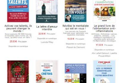 editions leduc livre ebook