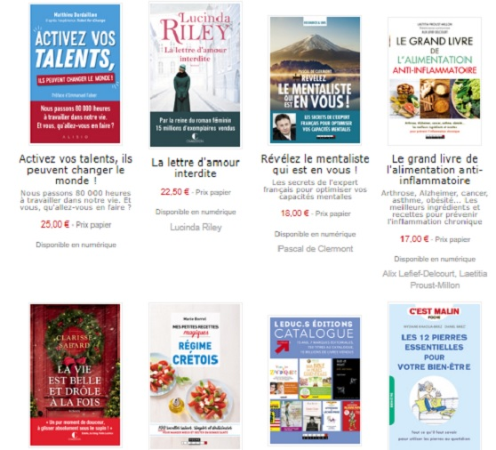 editions leduc livre ebook