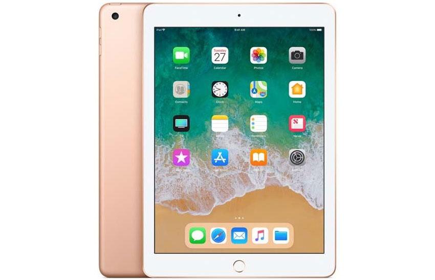 Black Friday sur l'iPad de 6eme génération