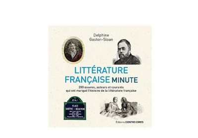 litterature francaise minute
