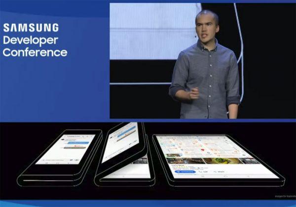 Samsung se fait voler sa technologie sur les écrans pliables