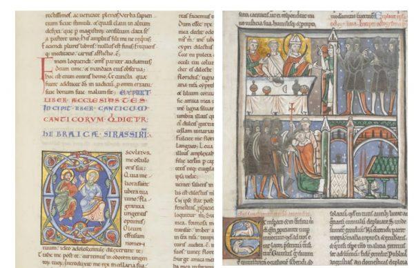 site dédie aux manuscrits médiévaux bnf