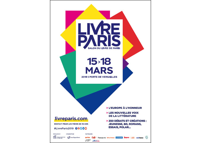 Livre paris 2019 possibles du futur