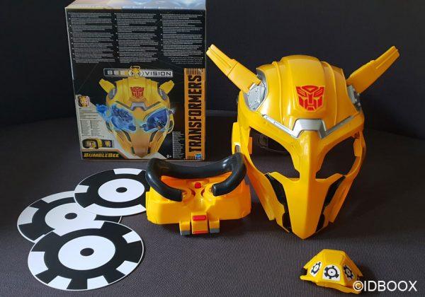 BumbleBee - Transformers un casque de réalité augmentée Hasbro