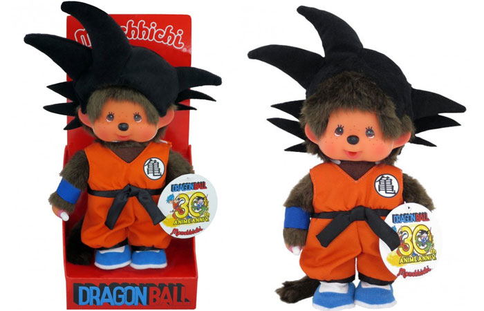 Dragon Ball peluche collector Monchhichi