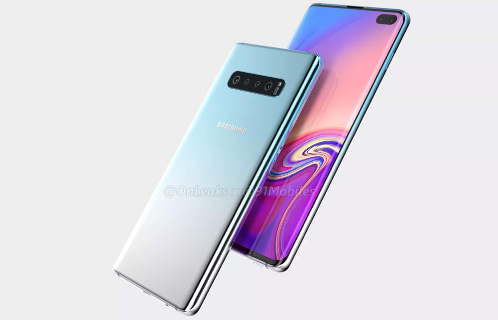 Galaxy S10 lecteur d'empreintes confirmé par Samsung Pay