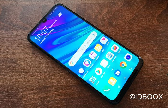 Soldes Huawei p smart 2019