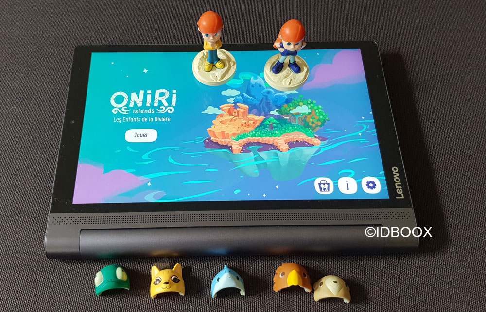 Oniri Island test jeu vidéo enfant