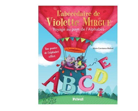 abecedaire de violette mirgue livre enfant