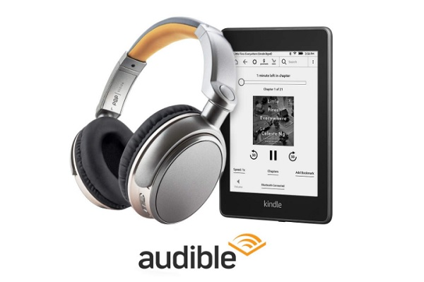 kindle audible ebook livre audio