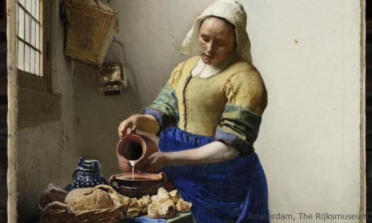 vermeer realite augmentee google art institute