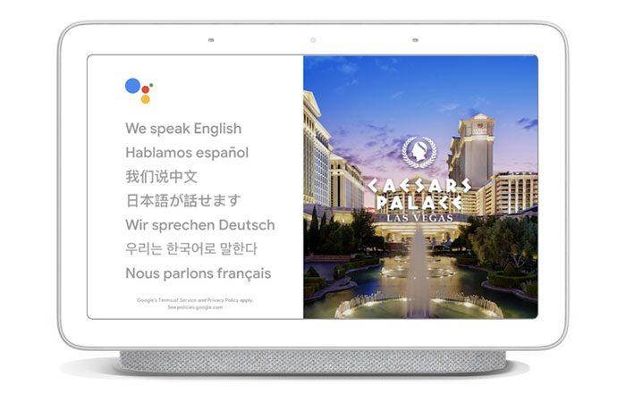 Google Assistant devient un interprète virtuel