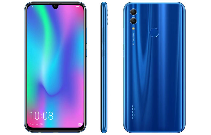 honor 10 lite bon plan