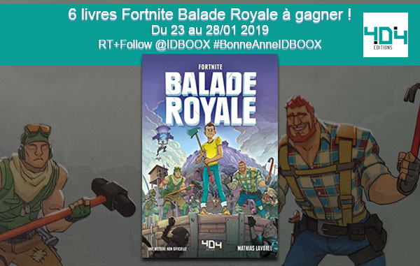 jeu fortnite balade royale