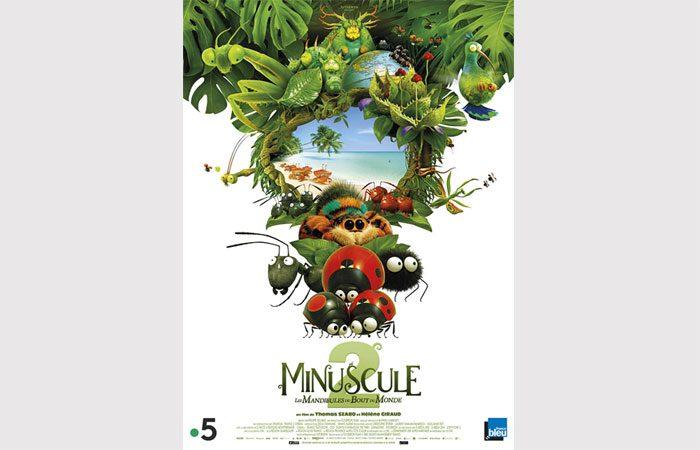 Chronique du film Minuscule 2 – Les Mandibules du Bout du Monde