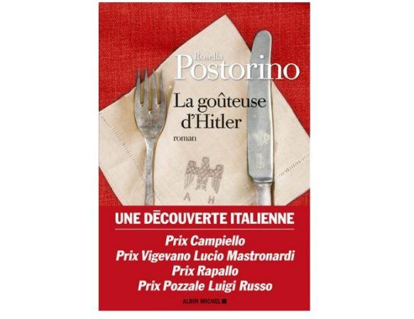 livre Rosella Postorino la goûteuse d'hitler