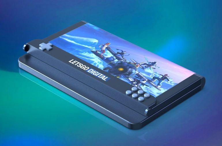 Samsung un smartphone à écran pliable gaming