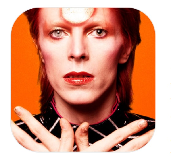 david bowie is appli