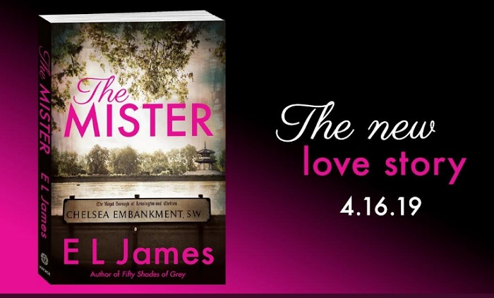 e.l. james the mister livre