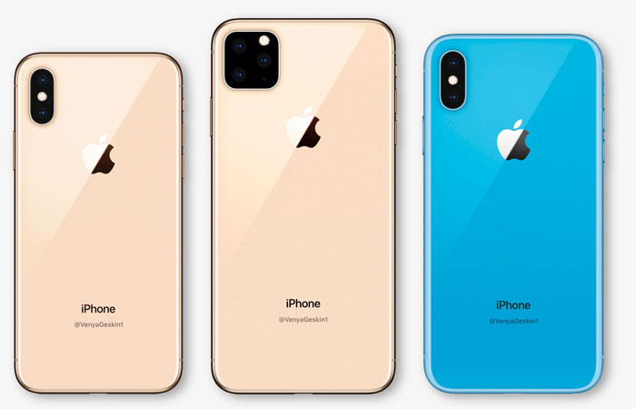 iPhone XI Apple adopte le triple capteur photo
