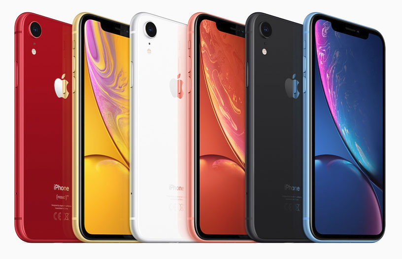 Apple - iPhone XR se vend que les autres iPhone