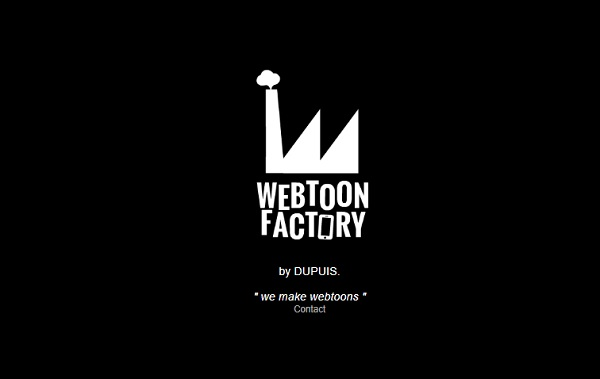 webtoon factory bd dupuis