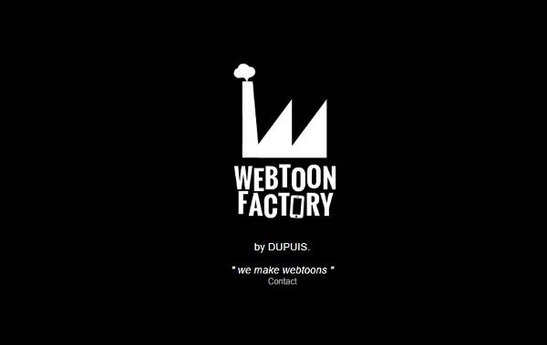webtoon factory bd dupuis