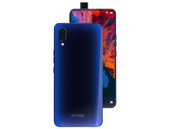 archos diamond smartphone