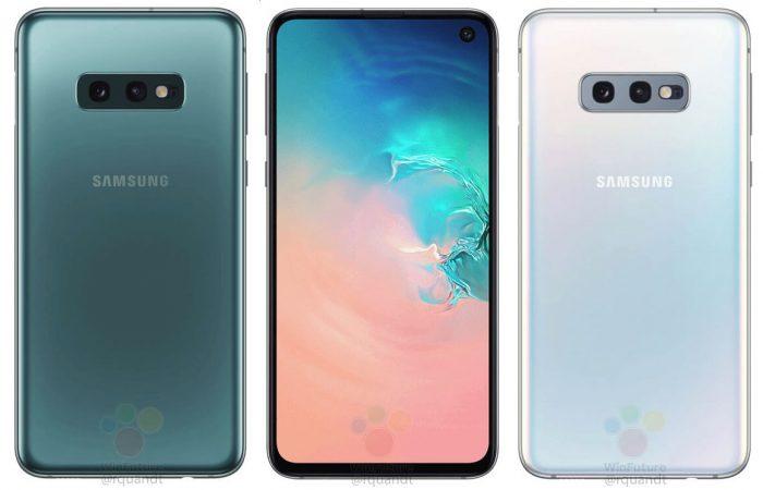 Galaxy S10e des nouvelles photos