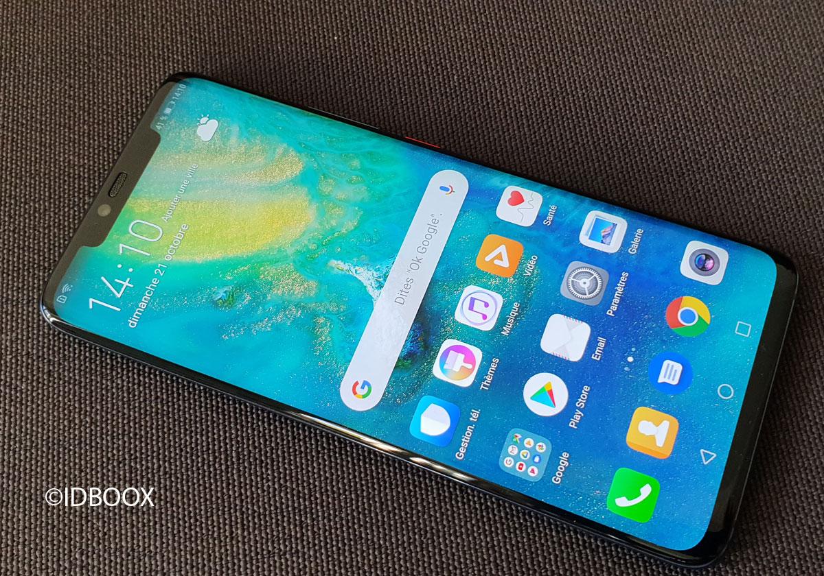 Huawei veut devenir numéro 1 mondial en 2020