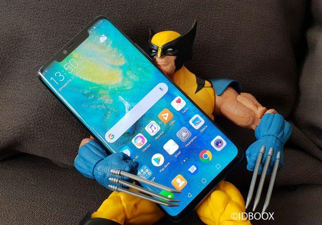 Huawei Mate 20 Pro test des capteurs photo