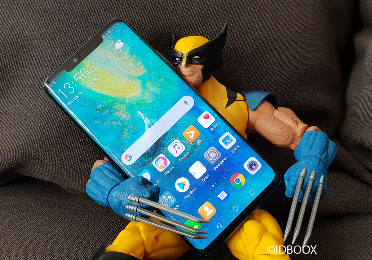 Huawei Mate 20 Pro test des capteurs photo