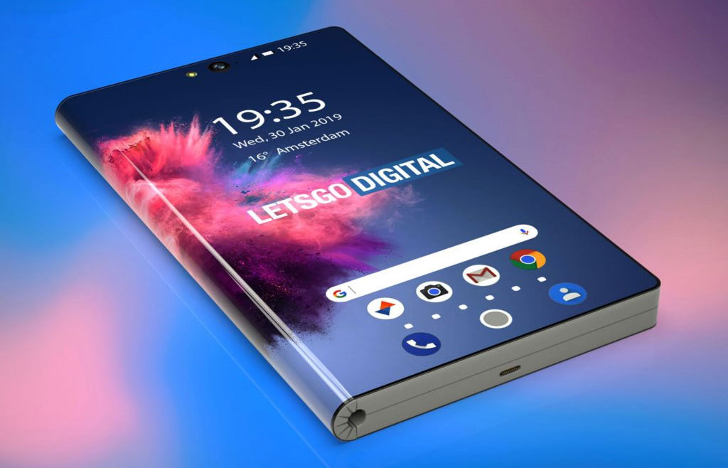 Huawei Mate F son desing se dévoile