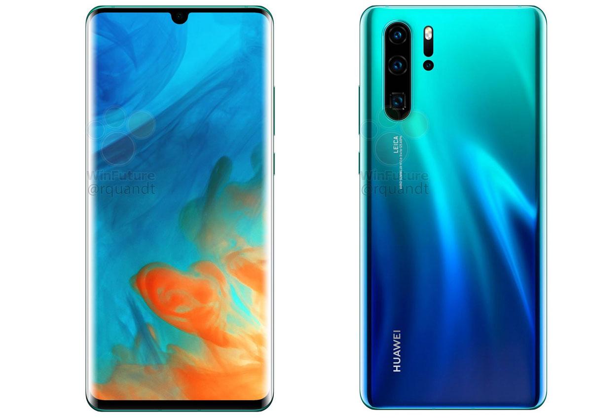 Huawei P30 Pro les dernières caractéristiques confirmées