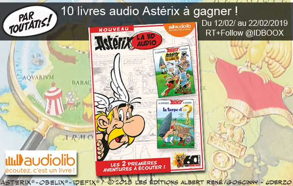 JEU-Asterix la BD audio