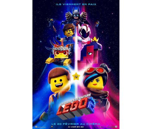 La Grande Aventure Lego 2 la critique du film