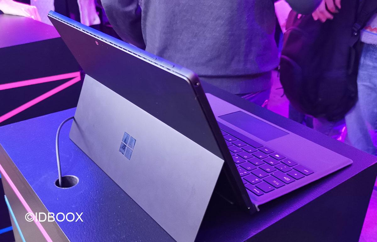 Surface Pro 6 Black