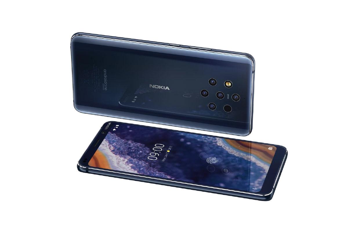 Nokia 9 PureView 5 caméras pour sublimer les photos