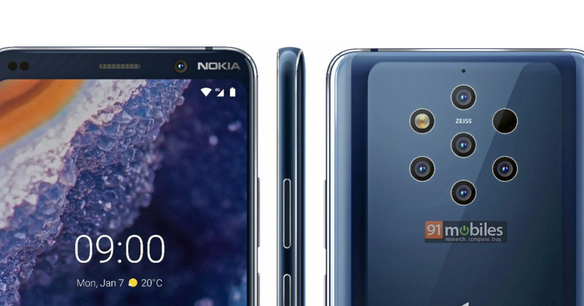 Nokia 9 PureView Google lâche des infos par erreur