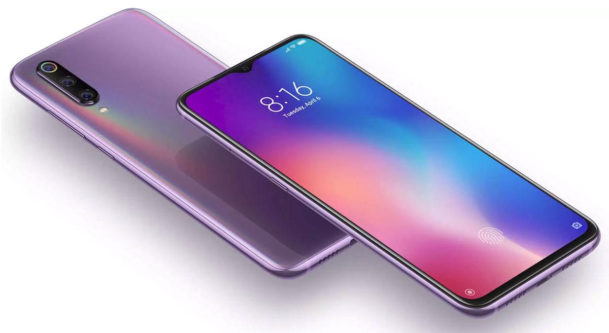 Xiaomi Mi 9 à Barcelone