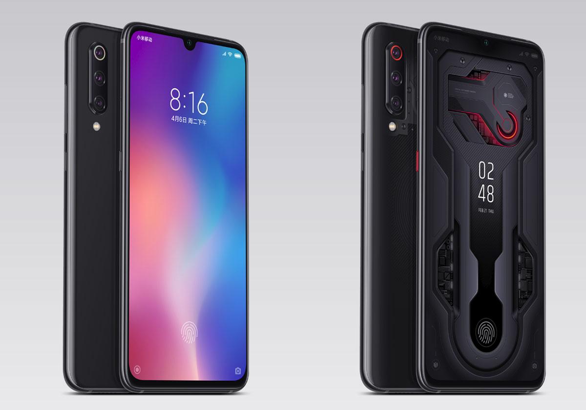 Xiaomi Mi 9 à moins de 400€