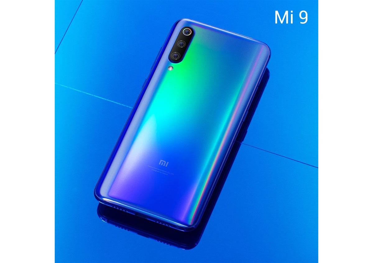 Xiaomi lève le voile sur le Mi 9 avant la présentation