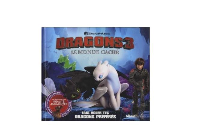 dragons 3 livre film