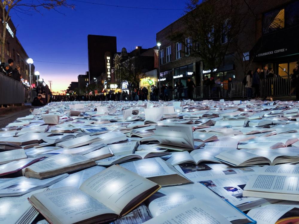 litterature vs traffic expo