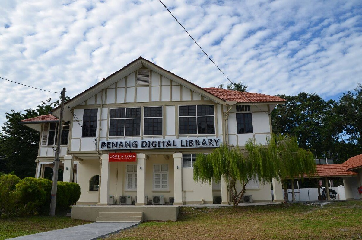 penang digital library