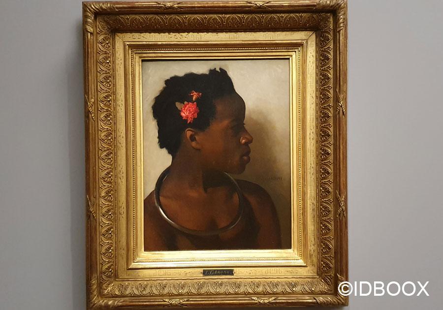 Expo Le Modèle Noir au musée d'Orsay