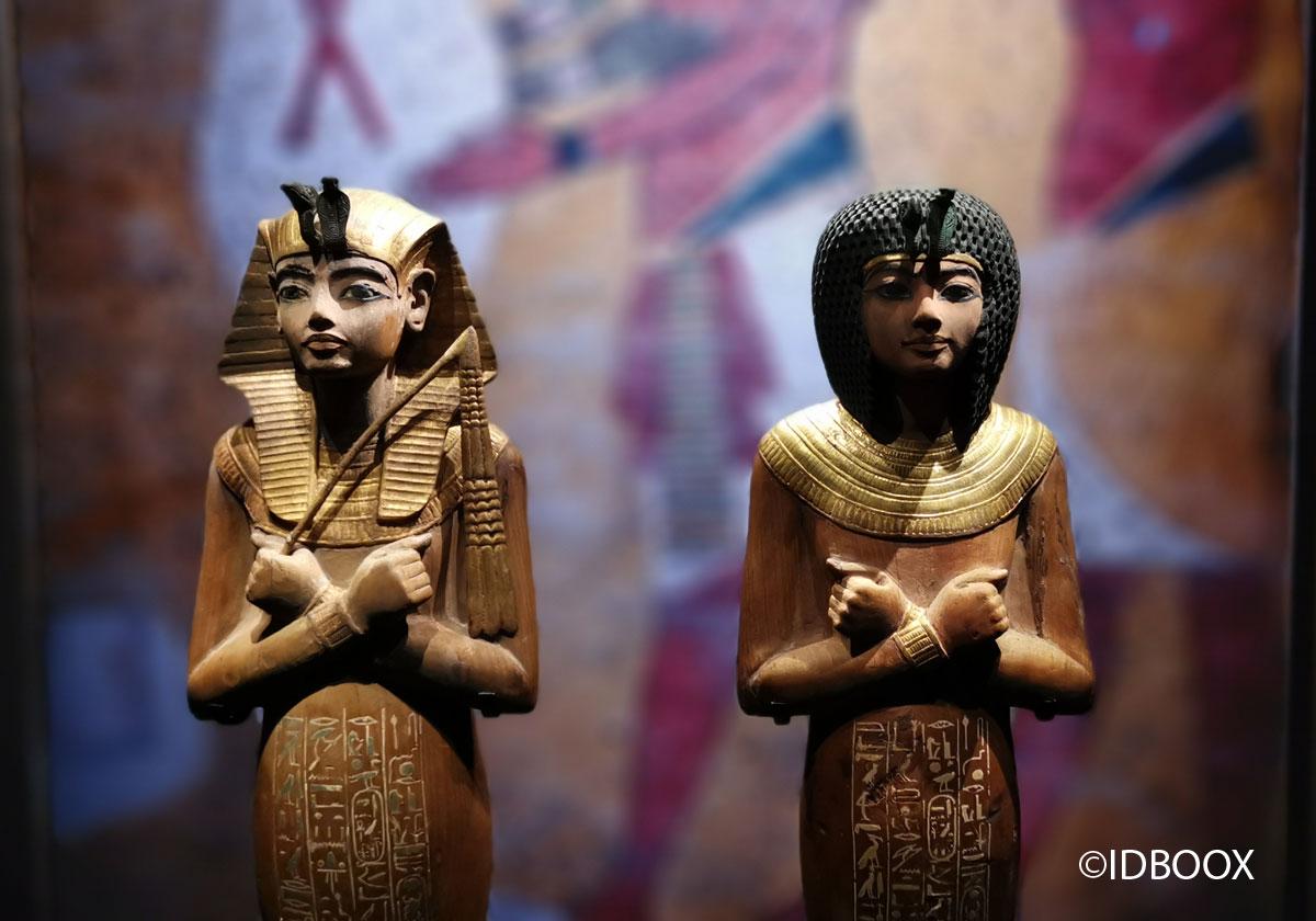 Expo Toutankhamon le Trésor du Pharaon