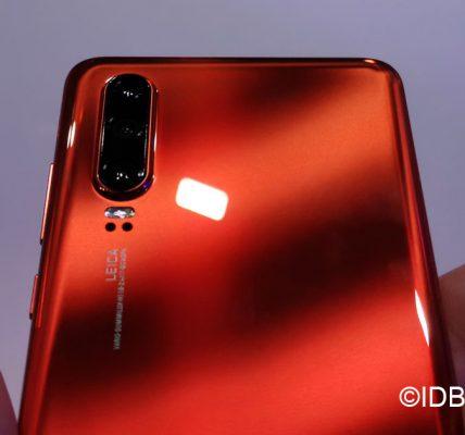 Huawei P30 des précommandes records en Chine